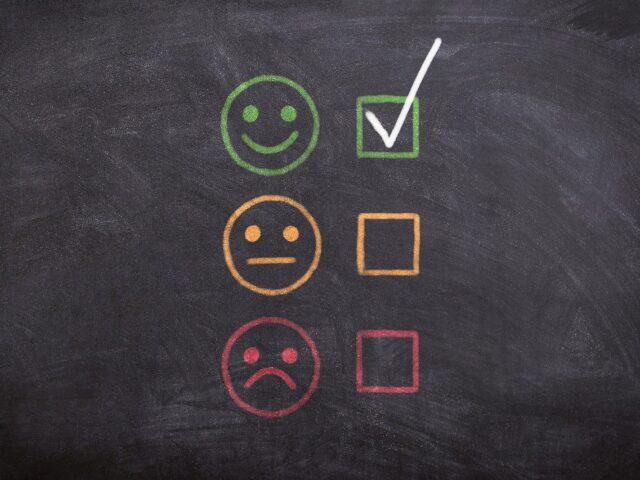 Positivo, Negativo y Objetivo